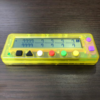 勝ち勝ちくん 小役カウンター クリアイエロー(パチンコ/パチスロ)