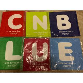 シーエヌブルー(CNBLUE)のhwa様。CNBLUE 1st BOICE ポストカード、ツアータオル6枚セット(K-POP/アジア)