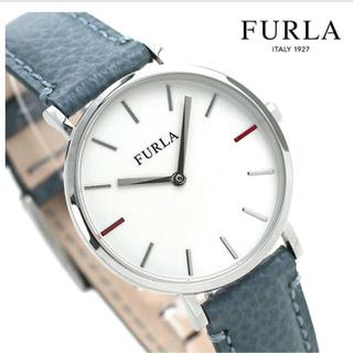 フルラ(Furla)の箱付き新品★【FRULA】定価16,500円 腕時計 GIADA ダークブルー(腕時計)