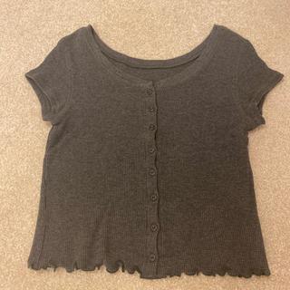 リリーブラウン(Lily Brown)のリリーブラウン💗コットンTシャツ(Tシャツ(半袖/袖なし))