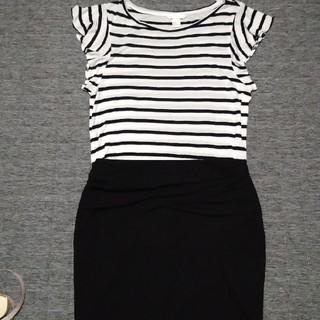 エイチアンドエム(H&M)のセット★H&M半袖トップス XXIタイトスカート(セット/コーデ)