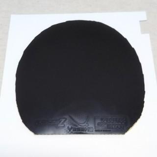 ヤサカ(Yasaka)のラクザZ 厚(2.0mm) 黒  卓球 ラバー 最終値下げ(卓球)