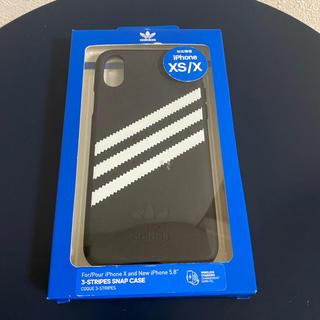 アディダス(adidas)のアディダス オリジナル iPhoneケース XS/X(iPhoneケース)