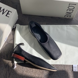ロエベ(LOEWE)のロエベ パンプス バレエシューズ ローファー(ローファー/革靴)