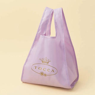 トッカ(TOCCA)の美人百花 付録 エコバック TOCCA(エコバッグ)