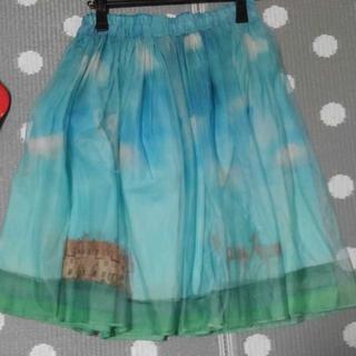 ジェーンマープル(JaneMarple)のジェーンマープル ハイランドスカイ スカート(ひざ丈スカート)