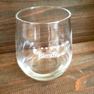 エイージーエフ(AGF)のブレンディ Blendy アイスカフェオレグラス(グラス/カップ)