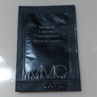 エムアイエムシー(MiMC)のMiMC ミネラルリキッドリー ファンデーション  102 ニュートラル(ファンデーション)