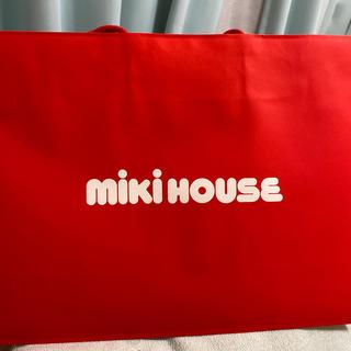 ミキハウス(mikihouse)のミキハウス 未使用 紙袋(ショップ袋)