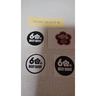 マリークワント(MARY QUANT)のMARY QUANT ギフトラッピング用シール・メッセージカード(カード/レター/ラッピング)