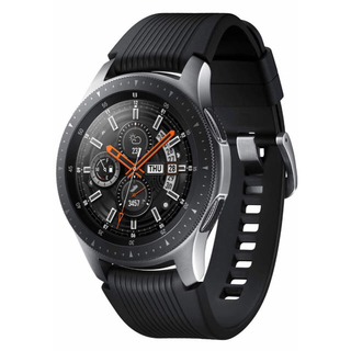 ギャラクシー(Galaxy)のGalaxy Watch 46mm シルバー(腕時計(デジタル))