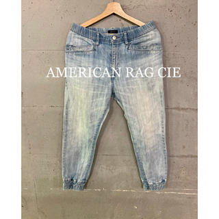 アメリカンラグシー(AMERICAN RAG CIE)のAMERICAN RAG CIEデニムジョガーパンツ!(デニム/ジーンズ)