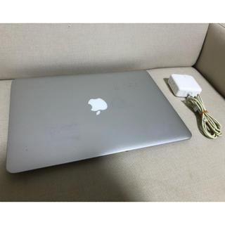 マック(MAC)の8 mac book air early2015 13インチ 完動品(ノートPC)