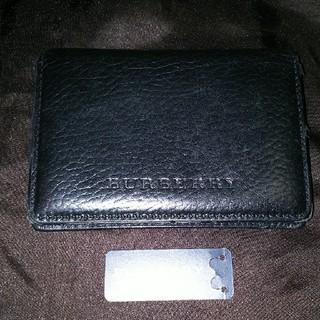 バーバリー(BURBERRY)のBURBERRY バーバリー パスケース カードケース 名刺入れ 小銭入れ (名刺入れ/定期入れ)