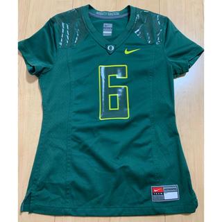 ナイキ(NIKE)のNIKE オレゴン大学 ダックス 選手着用モデル ユニフォーム Sサイズ(アメリカンフットボール)