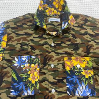 アートブラウン(ART BROWN)のアートブラウンアロハシャツ柄シャツ(シャツ)