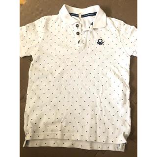 ベネトン(BENETTON)のベネトン シャツ 130〜140cm(Tシャツ/カットソー)