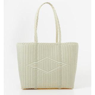 ロンハーマン(Ron Herman)の新品未使用 PALOROSA Basket Bag M(かごバッグ/ストローバッグ)