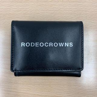 ロデオクラウンズ(RODEO CROWNS)のRODEOCROWNS  ロデオクラウンズ  折り財布 三つ折り財布 (財布)