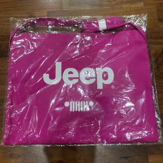 Jeep - Jeep オリジナル サコッシュ