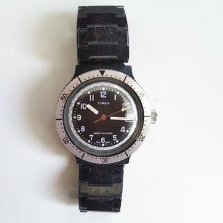 タイメックス(TIMEX)の【美品】Timex タイメックス ビンテージ ダイバーズウォッチ(腕時計(アナログ))