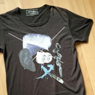 ミルクボーイ(MILKBOY)のMILK BOY ミルクボーイ プリント Tシャツ(Tシャツ/カットソー(半袖/袖なし))