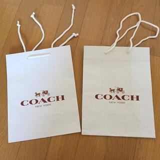 コーチ(COACH)のCOACH ショッパー ショップ袋 (その他)