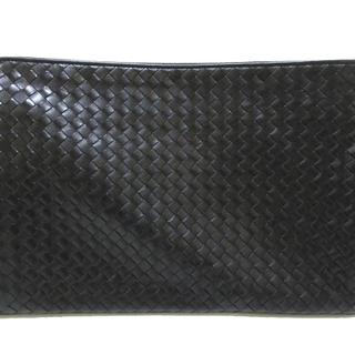 ボッテガヴェネタ(Bottega Veneta)のボッテガヴェネタ クラッチバッグ 黒(クラッチバッグ)