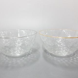 バーニーズニューヨーク(BARNEYS NEW YORK)のバーニーズ 食器新品同様  - ボウル ガラス(その他)