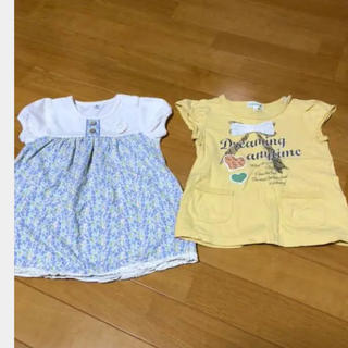 サンカンシオン(3can4on)のトップス Tシャツ 女の子 90 まとめ売り(Tシャツ/カットソー)