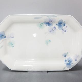 ノリタケ(Noritake)のノリタケ プレート新品同様  花柄 陶器(食器)