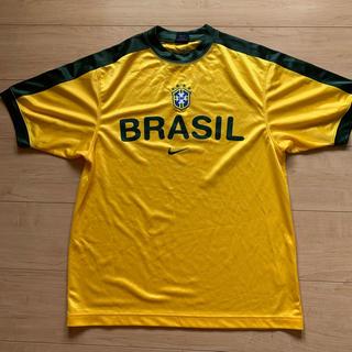 ナイキ(NIKE)のブラジル代表練習着 Sサイズ NIKE(ウェア)