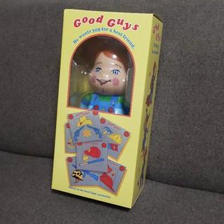 ベアブリック チャイルドプレイ グッドガイ人形