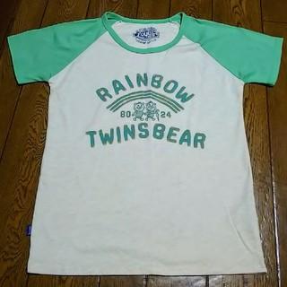 rough ラフ Tシャツ 半袖T トップス カットソー サイズM USED品