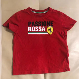 フェラーリ(Ferrari)のFerrari kids t-shirts (Tシャツ/カットソー)