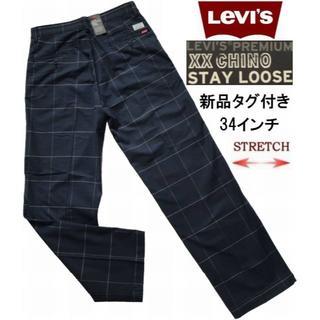 リーバイス(Levi's)のLevi's リーバイス メンズ チノパン パンツ ボトムス ロングパンツ 34(チノパン)