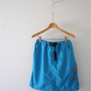 ロウアルパイン(Lowe Alpine)のLowe alpine SKIRT W T.BLUE アウトドア スカート(登山用品)