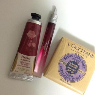 ロクシタン(L'OCCITANE)のお取り置き ロクシタン セット(香水(女性用))