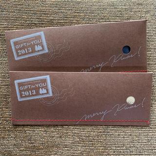 ツチヤカバンセイゾウジョ(土屋鞄製造所)の土屋鞄 ペンケース 紺白セット(ペンケース/筆箱)