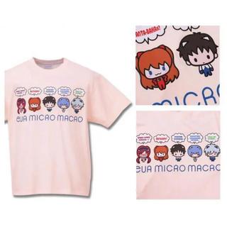 サンリオ(サンリオ)のアニメ エヴァンゲリオンtシャツ(Tシャツ/カットソー(半袖/袖なし))