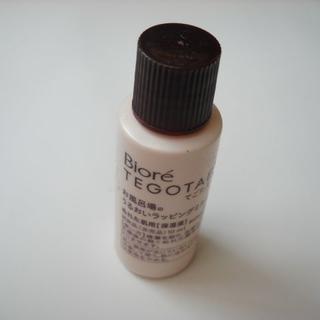 ビオレ(Biore)のビオレテゴタエ お風呂場のうるおいラッピングミルク 10ml(乳液/ミルク)