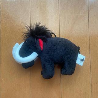 マムート(Mammut)の未使用 MAMMUT ぬいぐるみ ループ付き(アクセサリー)