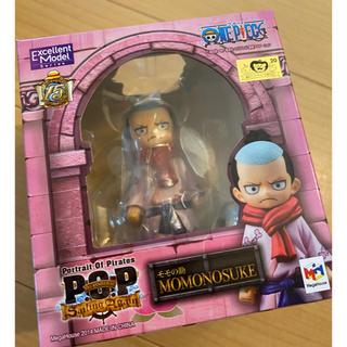 メガハウス(MegaHouse)のワンピース P.O.P  Sailing Again モモの助 新品未開封(フィギュア)