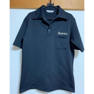 テンダーロイン(TENDERLOIN)のTENDERLOIN ポロシャツ Mサイズ 黒(ポロシャツ)