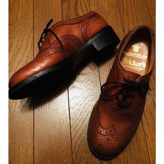 トリッカーズ(Trickers)の新品同様★Tricker's トリッカーズ 5.5-4(ローファー/革靴)