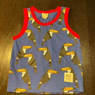 シスキー(ShISKY)のSHISKY タンクトップ 100cm(Tシャツ/カットソー)