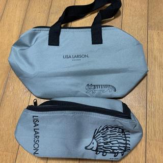リサラーソン(Lisa Larson)のリサラーソン    保冷バッグ 2点セット(弁当用品)