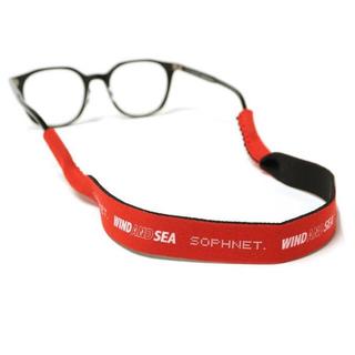 ソフ(SOPH)のSOPHNET. × WDS sunglass holder Red(その他)