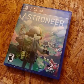 プレイステーション(PlayStation)のASTRONEER PS4 アストロニア(家庭用ゲームソフト)