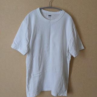 ユニクロ(UNIQLO)のUNIQLO U  半袖Tシャツ(Tシャツ/カットソー(半袖/袖なし))